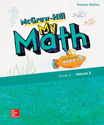 Mcgraw Hill My Math Grade 2 Teacher Edition Volume 2 border=