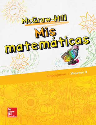 McGraw-Hill My Math, Grade K, Spanish Student Edition, Volume 2