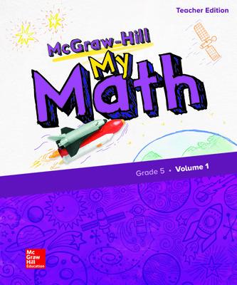 McGraw-Hill My Math, Teacher Center 3 Year Subscription Grade 5
