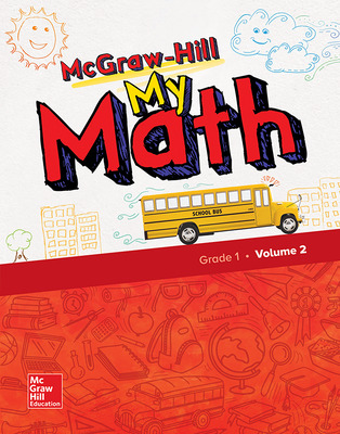 McGraw-Hill My Math, Grade 1, Student Edition, Volume 2