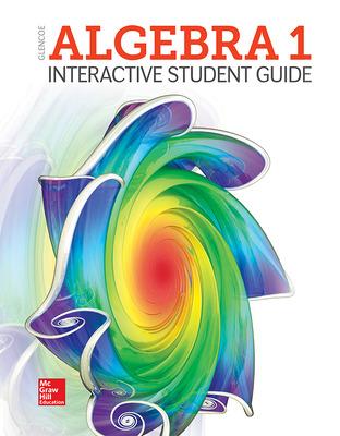 Algebra 1 2018, Interactive Student Guide
