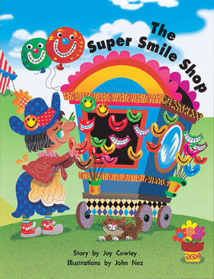 Story Basket, The Super Smile Shop, Big Book