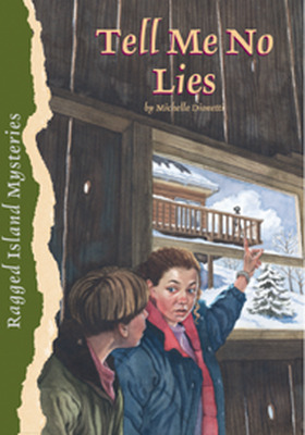 Ragged Island Mysteries, Tell Me No Lies, 6-pack