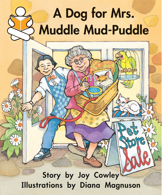 Story Box, A Dog For Mrs. Muddle Mud-puddle