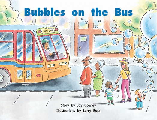 Story Basket, Bubbles on the Bus, Big Book