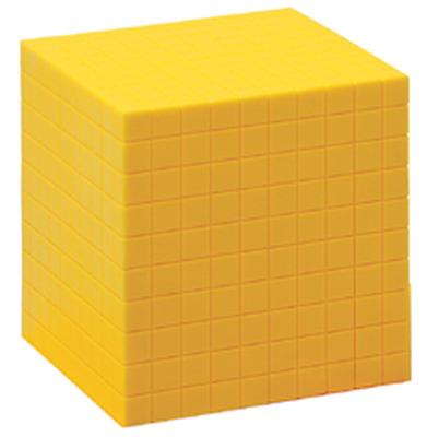 Plastic Base Ten Thousands Blocks