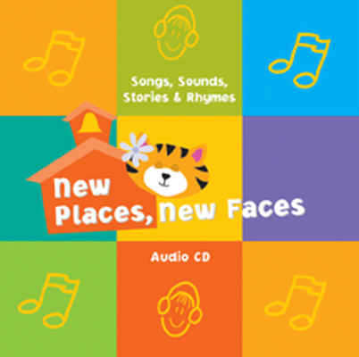 Doors to Discovery, New Places/faces/doors/cd