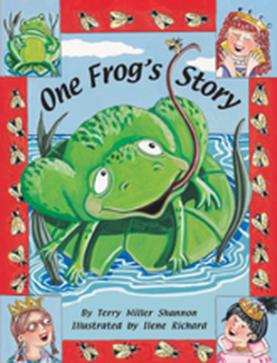 Wright Literacy, One Frog's Story (Early Fluency) Big Book