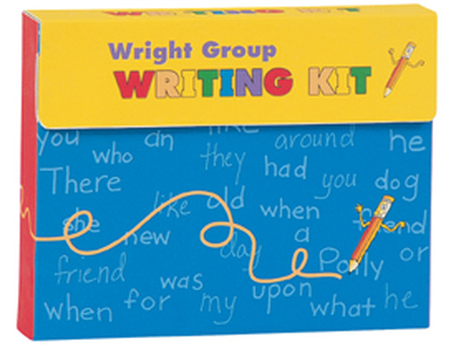 Wright Literacy, Early Emergent-Upper Emergent Writing Kit