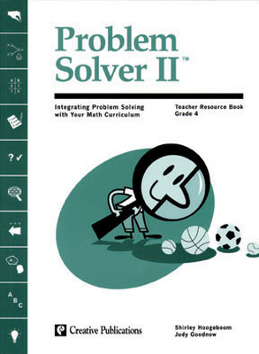 Problem Solver II: Grade 4 Teacher Guide