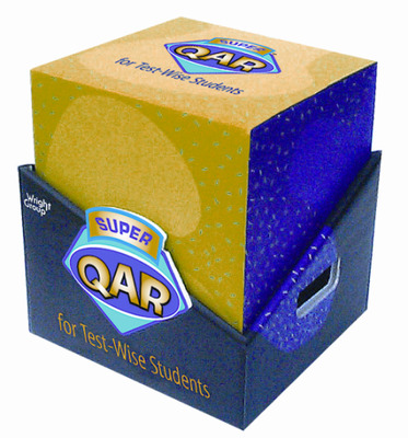 Super QAR for Test-Wise Students: Grade 7, Complete Kit