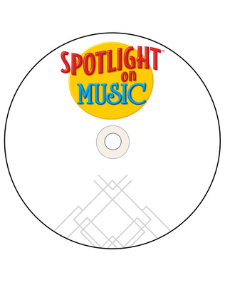 Spotlight on Music, Grades 4-8, Canadian Brass's Inside Brass DVD