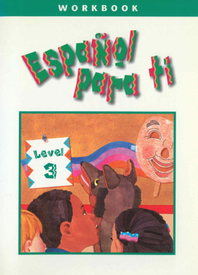 Español para ti Level 3, Workbook