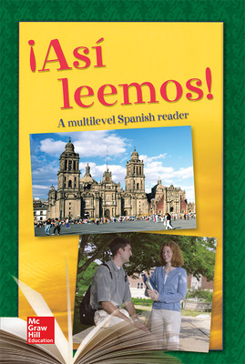 ¡Así leemos!, Multilevel Spanish Reader