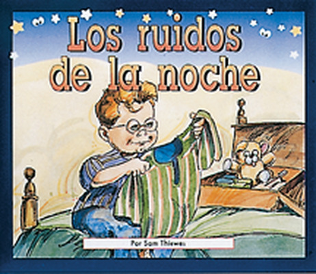 Storyteller, Spanish, Moon Rising, (Level F) Night Noises, Los ruidos de la noche 6-pack
