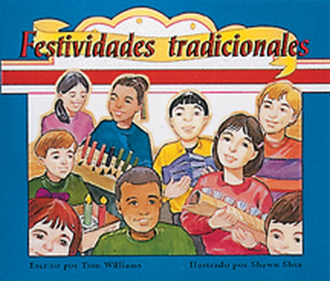 Storyteller, Spanish, Moon Rising, (Level I) Celebrations, Festividades tradicionales 6-pack