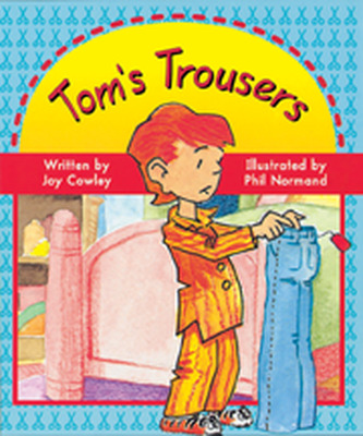 Storyteller, Night Crickets, (Level F) Tom's Trousers 6-pack