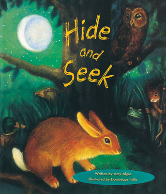 Storyteller Lap Books, Hide and Seek