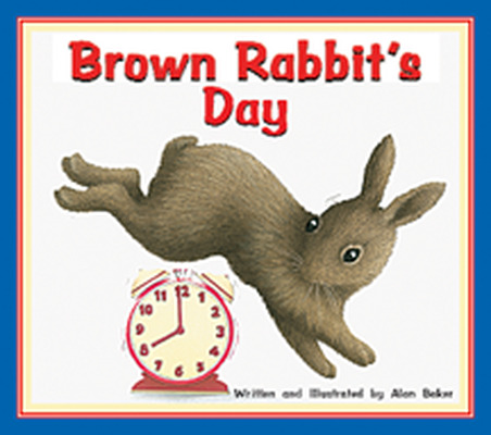 Storyteller Concept Books, Brown Rabbit's Day