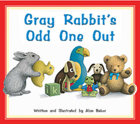 Storyteller Concept Books, Gray Rabbit's Odd One Out