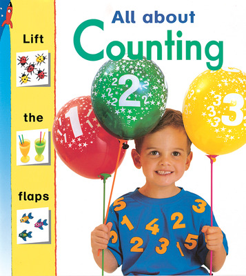 Storyteller Lift the Flaps Books, All About Counting, Single Copy
