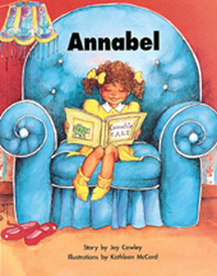 Story Basket, Annabel, Big Book