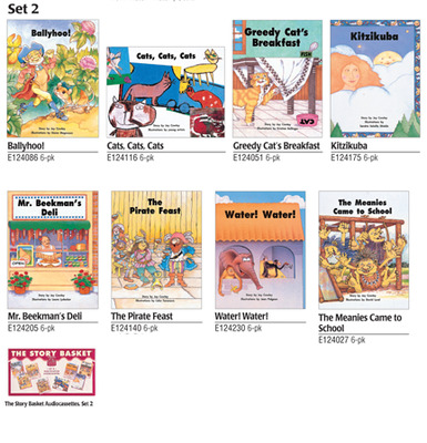 Story Basket, Read-Togethers: Set 2 (Big Books)