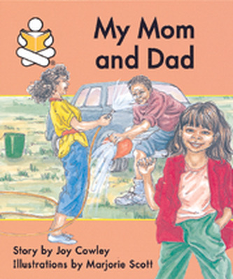 Story Box, (Level G) My Mom and Dad