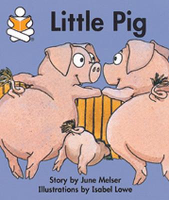 Story Box, (Level F) Little Pig