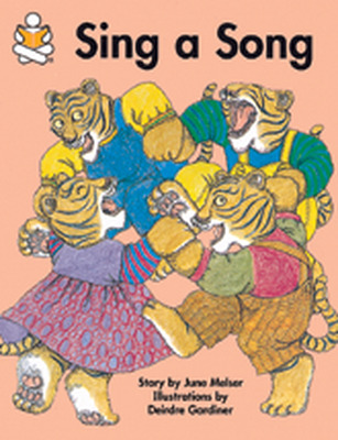 Story Box, (Early Emergent) Sing a Song, Big Book