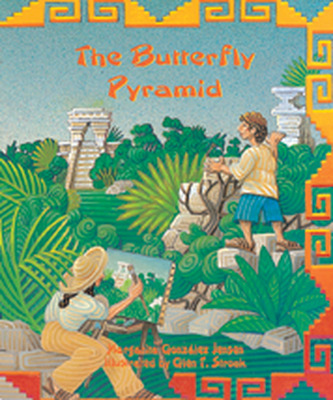 Story Vine The Butterfly Pyramid (Single Copy)