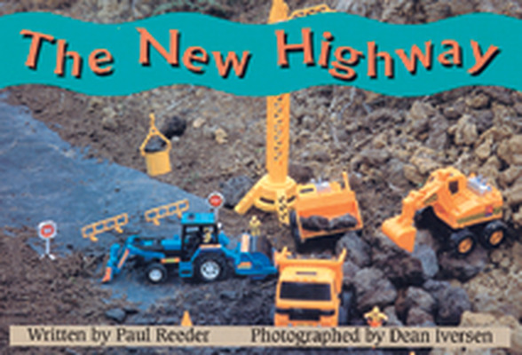 Foundations, (Level B) The New Highway, 6-pack