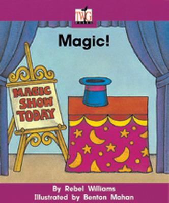 TWIG, (Level C) Magic! 6-pack