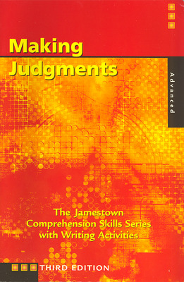 Comprehension Skills, Making Judgments Advanced