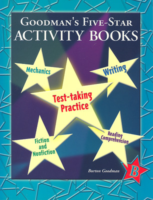 Goodman's Five-Star Stories Activity Books: Level B