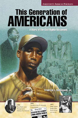 Jamestown's American Portraits  This Generation of Americans Softcover