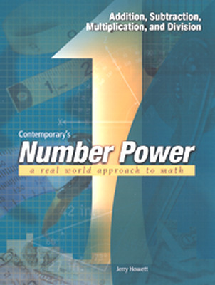 Number Power 1: Addition, Subtraction, Multiplication, and Division