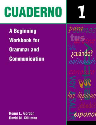 Cuaderno 1, Worktext