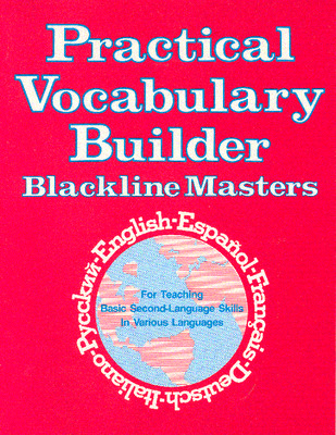 Practical Vocabulary Builder: Blackline Masters