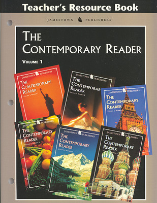 The Contemporary Reader Teacher Resource Book, Volume 1