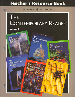 The Contemporary Reader Teacher Resource Book, Volume 2