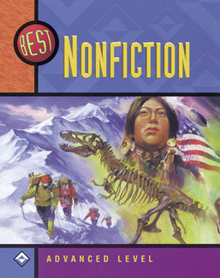 Best Nonfiction, Advanced Level, softcover
