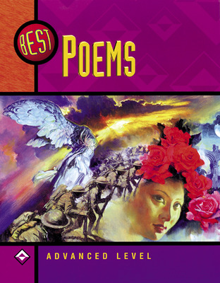 Best Poems, Advanced Level, hardcover