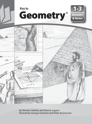 Key to Geometry, Books 1-3, Answers and Notes
