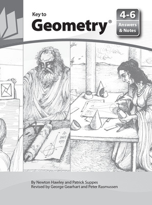 Key to Geometry, Books 4-6, Answers and Notes