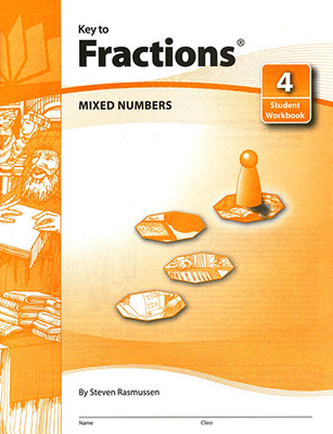 Key to Fractions, Book 4: Mixed Numbers