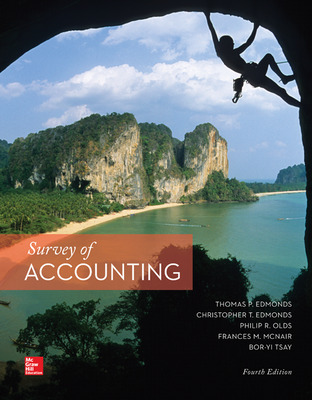 Loose Leaf Survey of Accounting with Connect Access Card