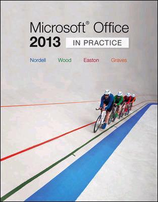LSC  (BROWARD COLLEGE CENTRAL) CGS1060C:   MICROSOFT OFFICE 2013