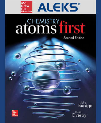 ALEKS 360 Online Access (2 Semester) for Chemistry: Atoms First