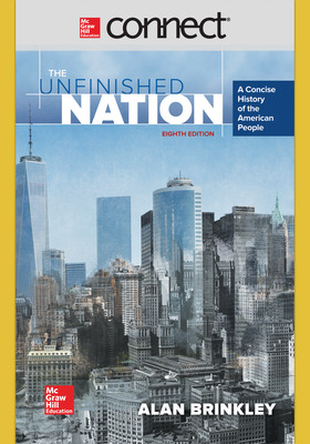 Connect 2-Term Online Access for The Unfinished Nation